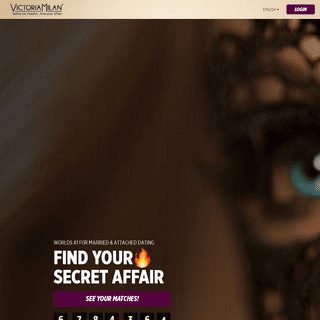 World's #1 Dating Site for Married and Attached - VictoriaMilan