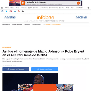 ArchiveBay.com - www.infobae.com/america/deportes/2020/02/17/asi-fue-el-homenaje-de-magic-johnson-a-kobe-bryant-en-el-all-star-game-de-la-nba/ - Así fue el homenaje de Magic Johnson a Kobe Bryant en el All Star Game de la NBA - Infobae