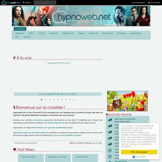 Hypnoweb - La citadelle des séries TV