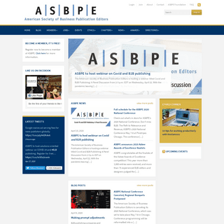 ASBPE — Fostering B2B Excellence