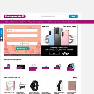 ArchiveBay.com - hintaseuranta.fi - Hintaseuranta.fi - Vertaa hintoja ja löydä halvimmat tuotteet!