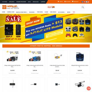 ArchiveBay.com - horusrc.com - Online RC Hobbies Shop - FrSky RC Shopping - HorusRC