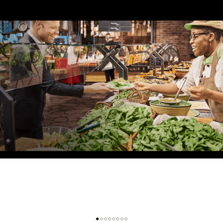 Marche Mövenpick - Restaurants with homemade dishes prepared with care - Marché