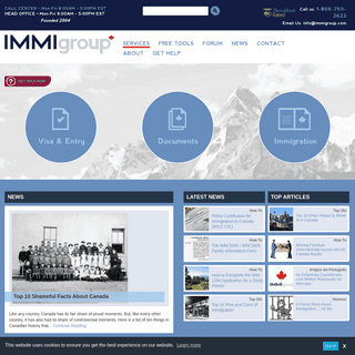 Immigroup - We Are Immigration Law