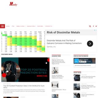 ArchiveBay.com - manly.ng - Manly - Nigerian Men Online Magazine