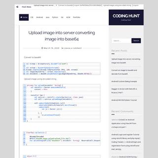 Coding Hunt - Coding Hunt