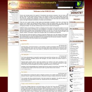 FORCES International - News Portal