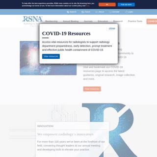 ArchiveBay.com - rsna.org - RSNA