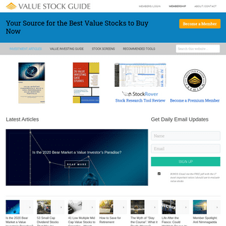Best Value Stocks to Buy Now and Value Investing Advice