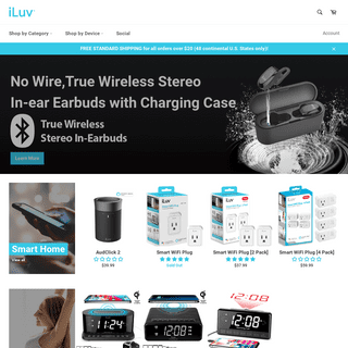 iLuv Creative Technology - The premier provider of mobile accessories