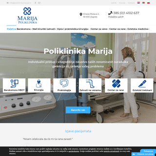 Poliklinika Marija – Poliklinika