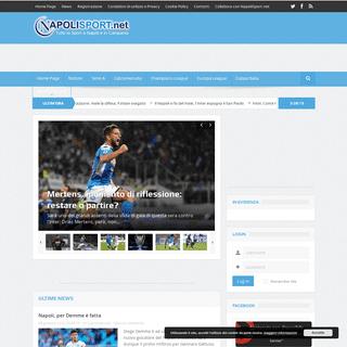 NapoliSport.net - Tutto lo sport a Napoli e in Campania