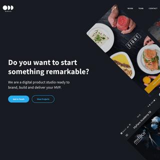 ODD Bureau - Digital Product Studio