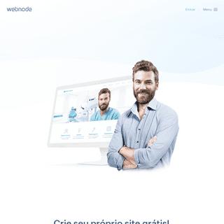 Como criar um site grátis - Descubra como criar um site grátis-Webnode