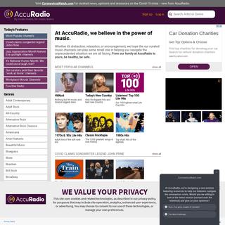 ArchiveBay.com - accuradio.com - Free Internet Radio - AccuRadio Online