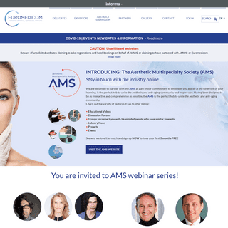A complete backup of euromedicom.com