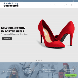 Ravishing Collection - Imported Products, Imported Shoes - Bags - Jackets - Watches - 3D home interior