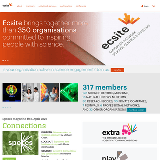 Ecsite - The European Network of Science Centres and Museums