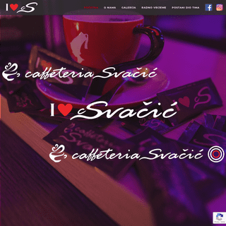 ArchiveBay.com - svacic.hr - Caffeteria Svačić – Jednostavno najbolja kava u gradu.