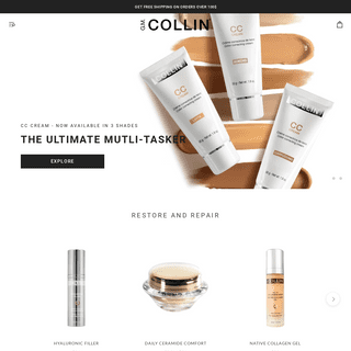 G.M. COLLIN® Skincare - Official Site