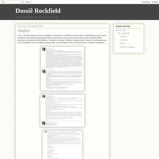 Dossiê Rockfield