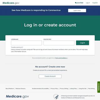 ArchiveBay.com - mymedicare.gov - MyMedicare.gov- Portal of Personalized Information