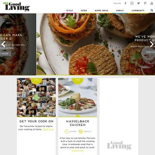 Recipes, articles, fashion and home decor ideas - Asda Good Living