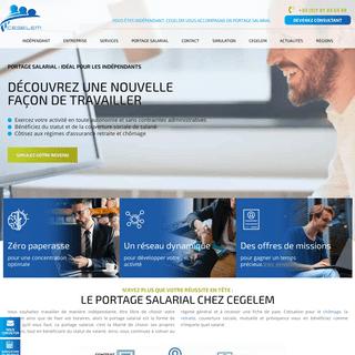 société de Portage salarial à Paris