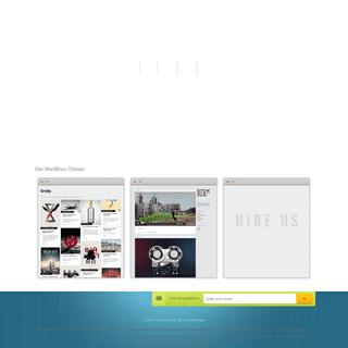 Eleven Themes - Free Minimal WordPress Themes