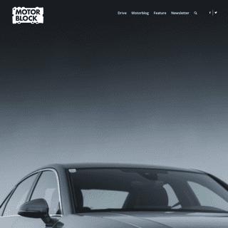 Motorblock - Österreichs Motormagazin im Internet
