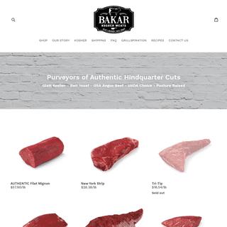 Bakar Kosher Meats – Bakar Meats