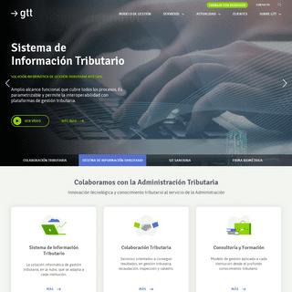 GTT - Líderes en Gestión Tributaria Local en España