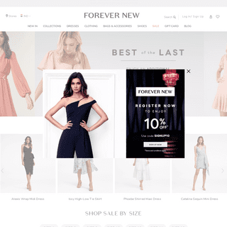 New collection @Forever New- Shop new dress - women clothing - Forever New