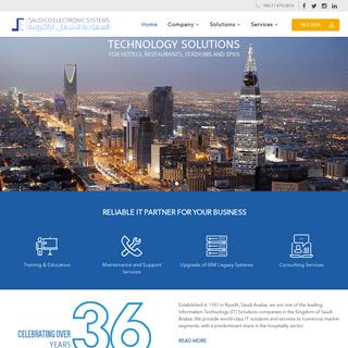 Saudico Electronic Systems