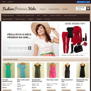 Second hand online - Fashion Princess Kate