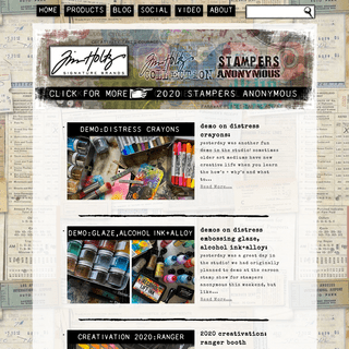 A complete backup of timholtz.com