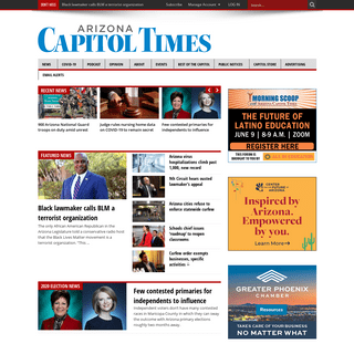 Arizona Capitol Times – Your Inside Source for Arizona Government, Politics and Business