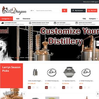 StillDragon - Distilling Equipment - Distilling Components