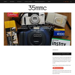 A complete backup of 35mmc.com