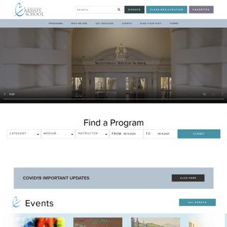 Homepage - Scottsdale Artists' School - Scottsdale Artists' School