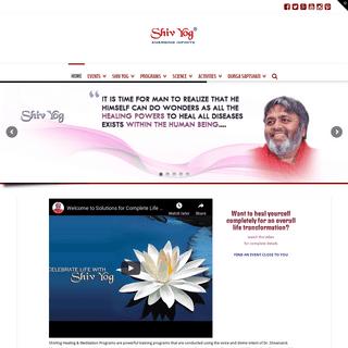 Shiv Yog - Emerging Infinite