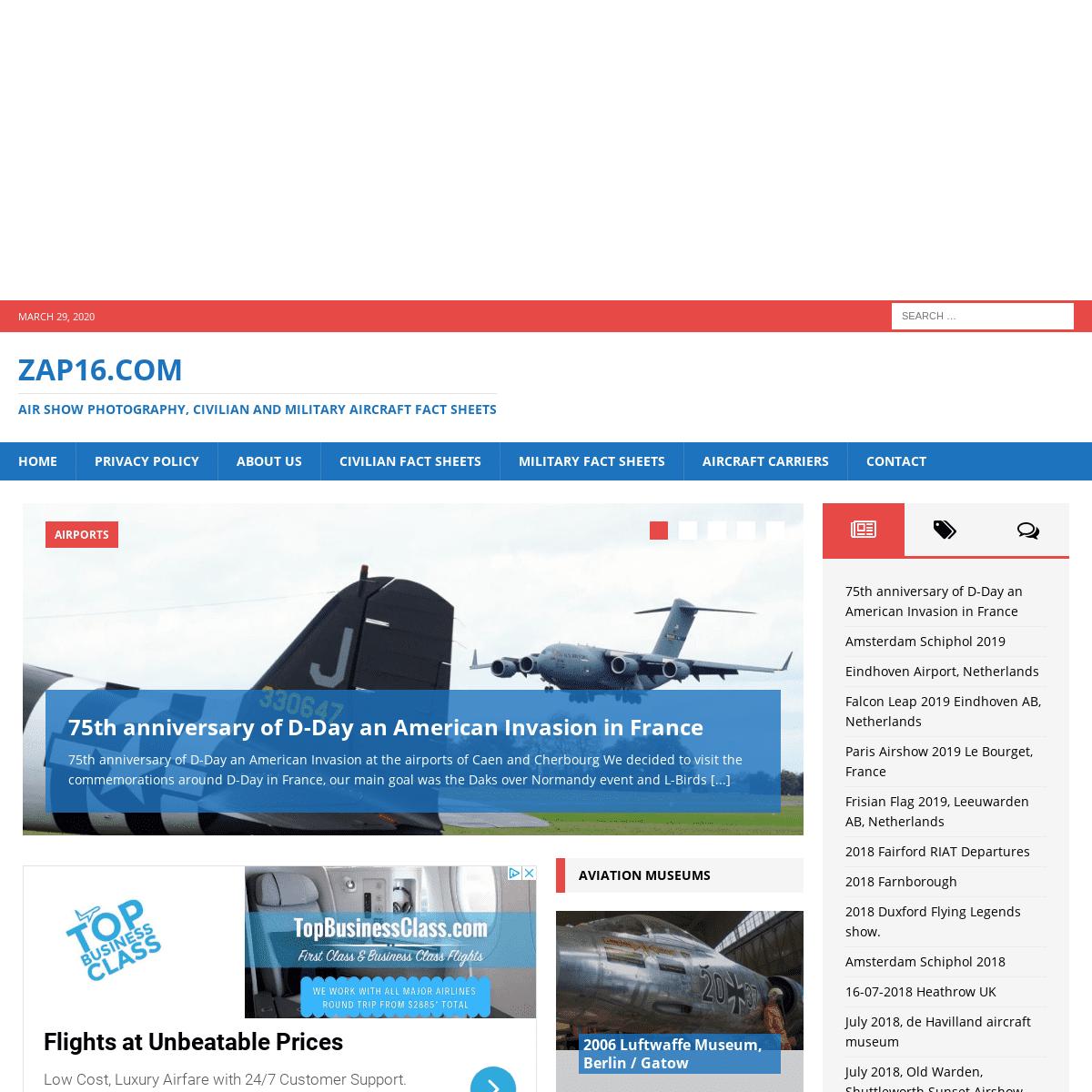 Home - ZAP16.COM