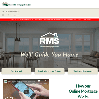 Home Mortgage Company - Residential Mortgage Services