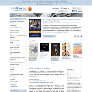 Open Book Publishers - Open Book Publishers