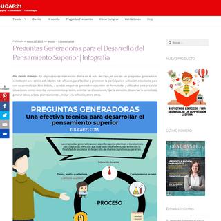 A complete backup of educar21.com