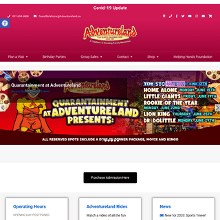 Home - Adventureland Amusement Park Long Island New York