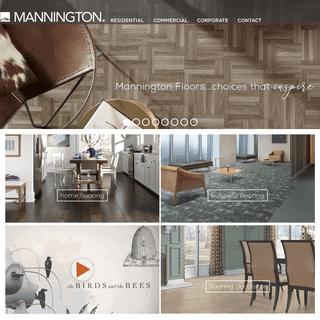 A complete backup of mannington.com