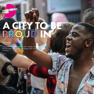 A city to be proud in