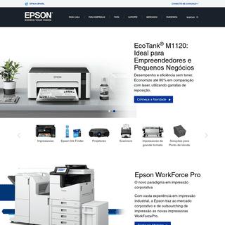 Epson Brasil - Página inicial