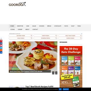 ChefGooRoo.com - Discover delicious recipes around the world
